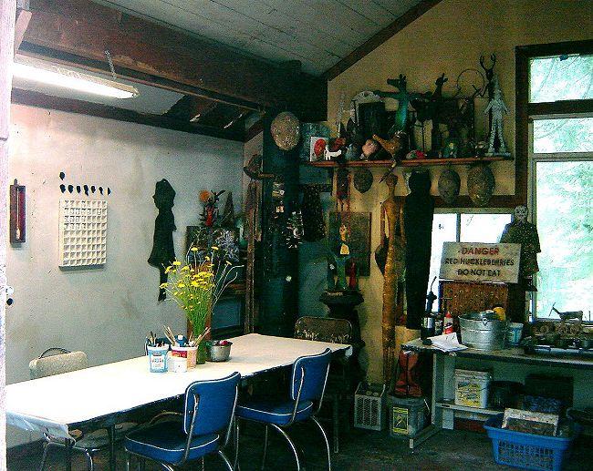 studio interior 2013