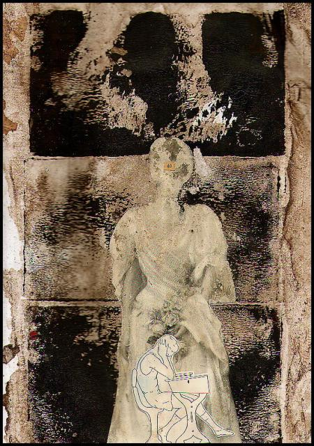 collage by larry calkins 2014